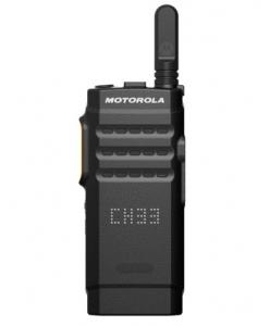 摩托罗拉SL1M数字模拟双模对讲机