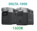 delta1000户外电源1600W应急电源