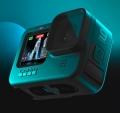 GoPro HERO9 Black 运动相机 5K户外摩托骑行水下防水记录防抖 照相机 Vlog数码运动摄像机