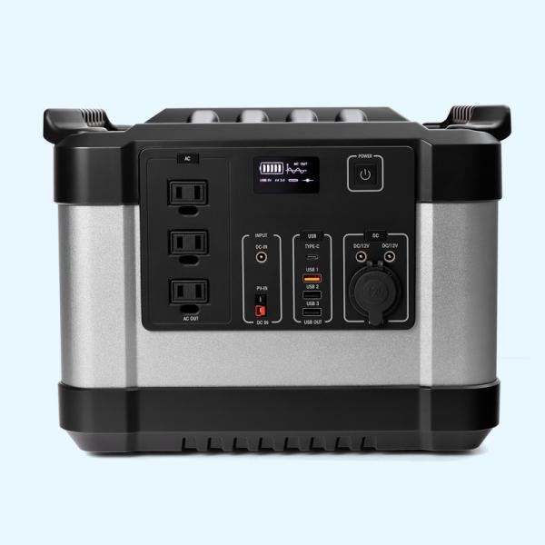 G1000户外电源1000W应急电源移动储能电源